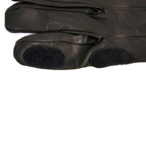 Trigger Finger Brown Leather Shooting Gloves - Large Thumbnail 6