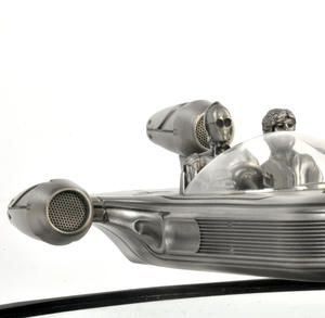Star Wars Levitating Land Speeder by Royal Selangor Thumbnail 2