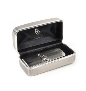 Yacht Money Clip - Rhodium Thumbnail 2