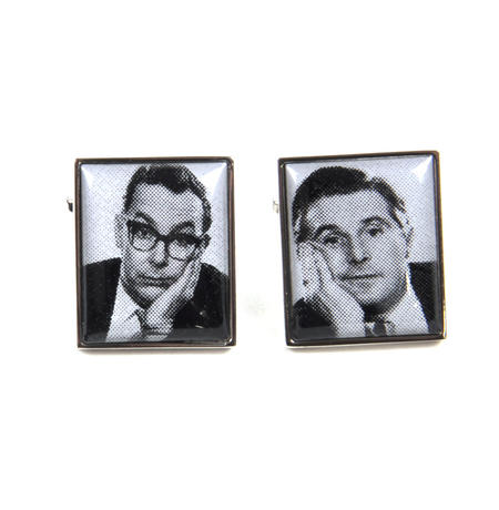 Cufflinks - Morecombe and Wise - Comedian