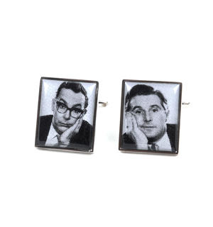 Cufflinks - Morecombe and Wise - Comedian Thumbnail 3