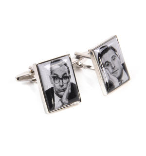 Cufflinks - Morecombe and Wise - Comedian Thumbnail 5