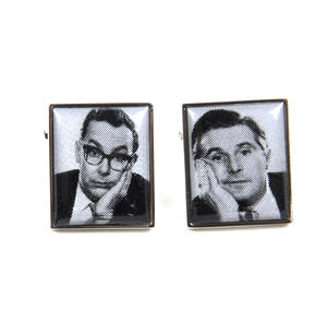 Cufflinks - Morecombe and Wise - Comedian Thumbnail 1