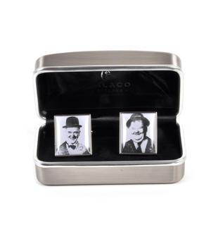 Cufflinks - Laurel and Hardy Thumbnail 2