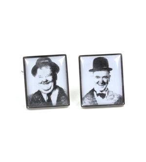 Cufflinks - Laurel and Hardy Thumbnail 3