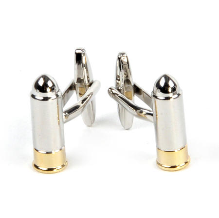 Cufflinks - Bullet