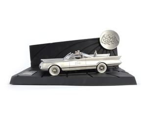 1960s Batmobile Limited Edition Batman Sculpture by Royal Selangor