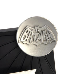 1960s Batmobile Limited Edition Batman Sculpture by Royal Selangor Thumbnail 4