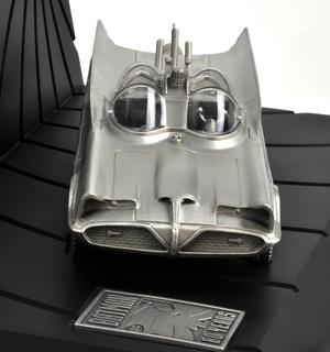 1960s Batmobile Limited Edition Batman Sculpture by Royal Selangor Thumbnail 5