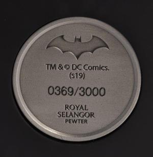 1960s Batmobile Limited Edition Batman Sculpture by Royal Selangor Thumbnail 6