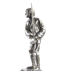 Luke and Leia - King and Queen Star Wars Chess Pieces by Royal Selangor Thumbnail 7
