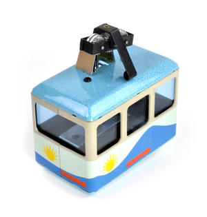 Alpine Cable Car - Clockwork Collector's Model Thumbnail 5