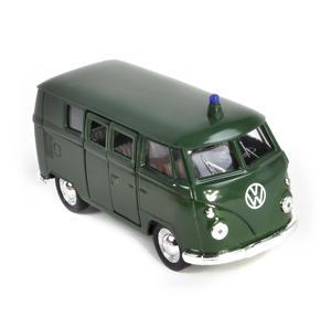 Volkswagen Camper - Green Polizei German Model Police Vehicle Thumbnail 2