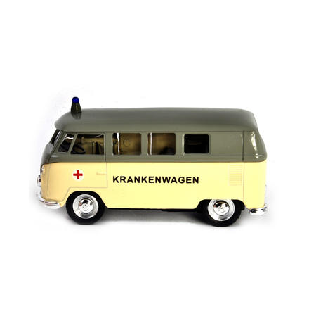 Volkswagen Camper - Cream Krankenwagen German Model Ambulance