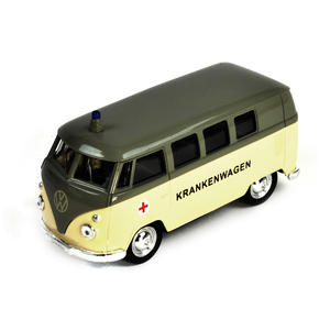 Volkswagen Camper - Cream Krankenwagen German Model Ambulance Thumbnail 2