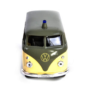 Volkswagen Camper - Cream Krankenwagen German Model Ambulance Thumbnail 3