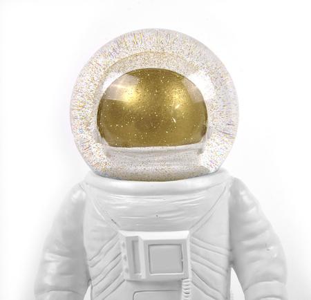 XL Astronaut Snow Globe