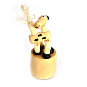 The Drunk Spotty Dog - Classic Wooden Collapsing Animal Thumbnail 2