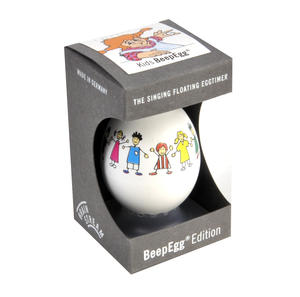 Kids Beep Egg Timer / Piep Ei  - Soft / Old Mac Donald - Medium / Twinkle Twinkle - Hard / Itsy Bitsy Spider Thumbnail 1
