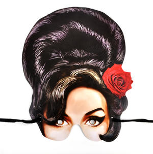 Amy Winehouse Party Mask Thumbnail 1