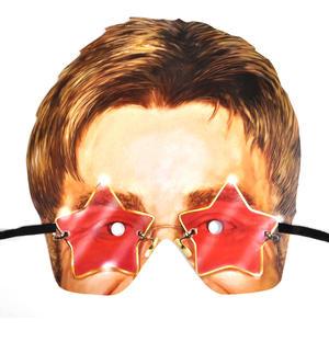 Elton John Party Mask Thumbnail 1