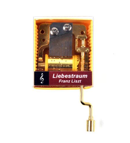 Franz Liszt Liebestraum  - Handcrank Music Box