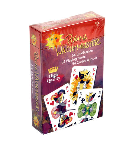 Rosina Wachtmeister Playing Cards