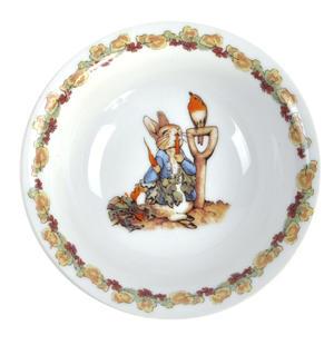 Beatrix Potter Peter Rabbit Peter Rabbit Flower Band Breakfast - Set of 3 Pieces Thumbnail 3