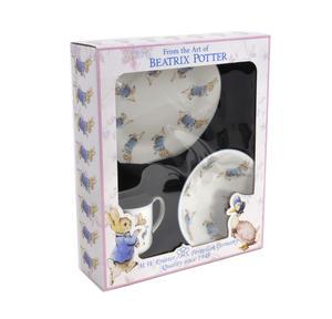 Beatrix Potter Peter Rabbit Breakfast - Set of 3 Pieces Thumbnail 4