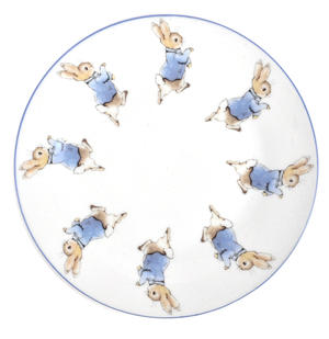Beatrix Potter Peter Rabbit Breakfast - Set of 3 Pieces Thumbnail 5
