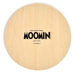 Tove Nordic Sleeping Moomin - Trivet / Placemat / Pot Coaster Thumbnail 2
