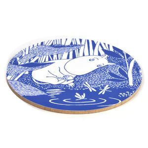 Tove Nordic Sleeping Moomin - Trivet / Placemat / Pot Coaster Thumbnail 3