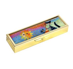Rosina Wachtmeister - 7 Day Pill Box - Momenti di felicita / Moments of Happiness - Cat Family Thumbnail 2