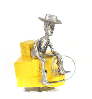 Toy Story - Woody - Music Box by Royal Selangor