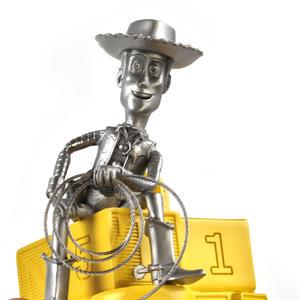 Toy Story - Woody - Music Box by Royal Selangor Thumbnail 4