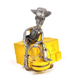 Toy Story - Woody - Music Box by Royal Selangor Thumbnail 5