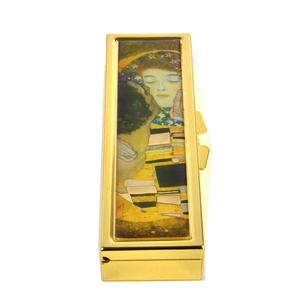 Gustav Klimt -7 Day Pill Box - The Kiss Thumbnail 1
