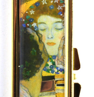 Gustav Klimt -7 Day Pill Box - The Kiss Thumbnail 4