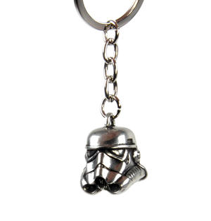Royal Selangor Star Wars Stormtrooper Keyring Thumbnail 1
