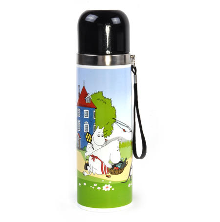 Moomin Summer Holiday Vacuum Flask