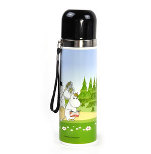 Moomin Summer Holiday Vacuum Flask Thumbnail 3
