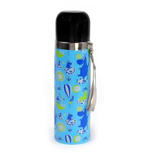 Moomin Tove 100 Blue Vacuum Flask Thumbnail 2