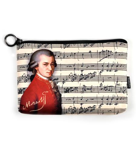Mozart - Small Zipper Bag