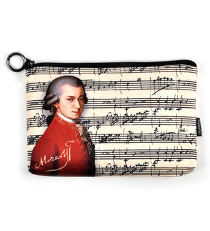 Mozart - Small Zipper Bag