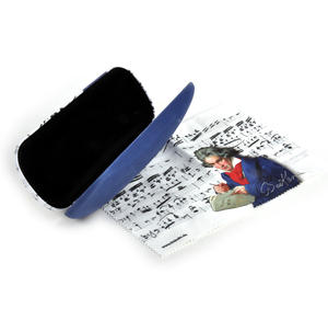 Beethoven Glasses Case with Lens Cloth Thumbnail 2