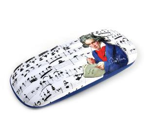 Beethoven Glasses Case with Lens Cloth Thumbnail 3