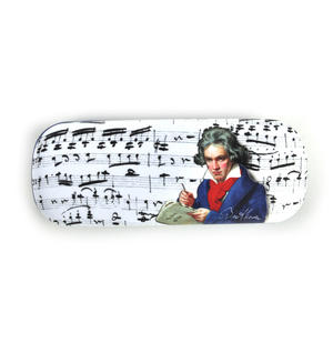 Beethoven Glasses Case with Lens Cloth Thumbnail 4