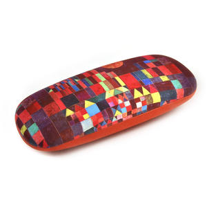 Paul Klee - Castle and Sun Glasses Case with Lens Cloth Thumbnail 3