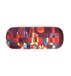 Paul Klee - Castle and Sun Glasses Case with Lens Cloth Thumbnail 4