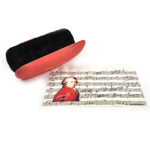 Mozart Glasses Case with Lens Cloth Thumbnail 4